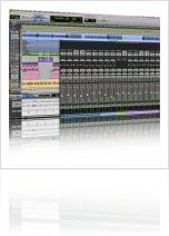 Music Software : Avid Pro Tools 9.05 - macmusic