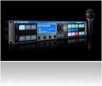 Audio Hardware : TC-Helicon Announces VoiceLive Rack - macmusic