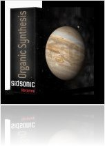 Virtual Instrument : Sidsonic New Soundpack Organic Synthesis - macmusic