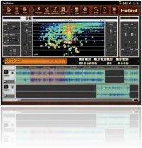 Music Software : Roland R-MIX - macmusic