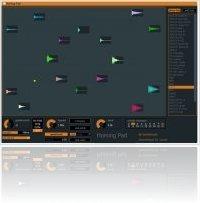 Virtual Instrument : Homing Pad, a New Freeware VST/ Groove Tool by Sensomusic . - macmusic