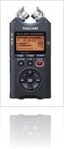Audio Hardware : Tascam Introduces DR-40 4-Track Portable Recorder - macmusic
