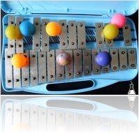 Instrument Virtuel : AudioThing Présente Pong Glockenspiel pour Kontakt - macmusic