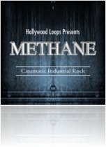 Virtual Instrument : Hollywood Loops Presents Methane - macmusic