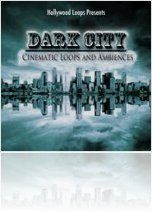 Instrument Virtuel : Hollywood Loops Présente Dark City - macmusic