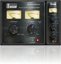 Plug-ins : Slate Digital Launches VCC RC-Tube - macmusic