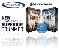 Virtual Instrument : Toontrack Launches Two New SDX Expansion Packs - macmusic