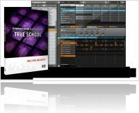 Virtual Instrument : Native Instruments Introduces TRUE SCHOOL - macmusic