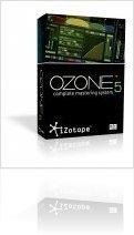Plug-ins : IZotope Annonce Ozone 5 et Ozone 5 Advanced - macmusic