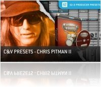 Instrument Virtuel : Toontrack Custom & Vintage Presets - Chris Pitman II - macmusic
