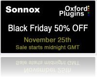 Plug-ins : Sonnox Black Friday -50% Sale - macmusic