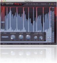 Plug-ins : FabFilter Devient Compatible AAX - macmusic