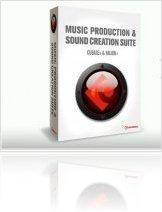 Logiciel Musique : Steinberg Cubase 6 et Halion 4 en Bundle - macmusic