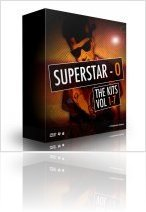 Instrument Virtuel : The Producer Choice Superstar O Vol 1-7 - macmusic