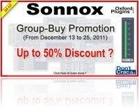 Plug-ins : Sonnox Group-Buy Chez DontCrack 50% de Discount ? - macmusic