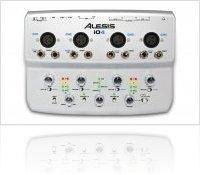 Informatique & Interfaces : Alesis iO 4 Disponible - macmusic