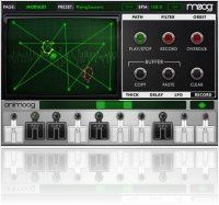 Virtual Instrument : Moog Launches Animoog For Ipad and iPhone 4 - macmusic