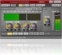 Plug-ins : Voxengo TransGainer 1.2 transient adjustment plugin released - macmusic