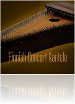 Instrument Virtuel : Finnish Concert Kantele pour HALion, Kontakt & EXS24 - macmusic