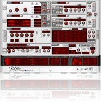Virtual Instrument : Rob Papen Updates Albino to V 3.1.5 - macmusic