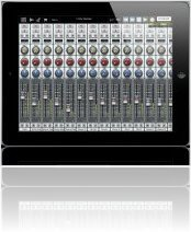 Music Software : Auria 48-Track Recording System for iPad - macmusic