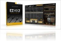 Virtual Instrument : Coming Soon From Toontrack - EZmix 2 - macmusic