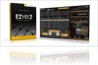 Instrument Virtuel : Arrivée Imminente de Toontrack - EZmix 2 - macmusic