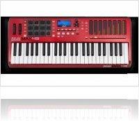 Informatique & Interfaces : Akai Max49 - macmusic