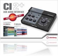 Informatique & Interfaces : Steinberg CI2+ Production Kit Disponible - macmusic