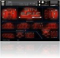 Instrument Virtuel : Stretch That Note Lance EPIC - macmusic
