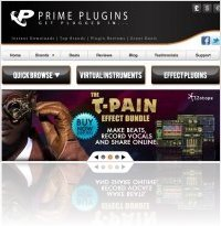 Industry : Prime Loops Launches Prime Plugins - macmusic