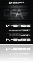 Instrument Virtuel : Resonance Sound Pr�sente CFA-Sound V-Bass pour Virus TI - macmusic