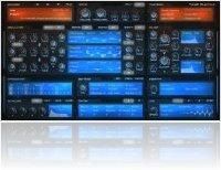 Instrument Virtuel : TONE2 Présente Drums! Soundset pour ElectraX - macmusic