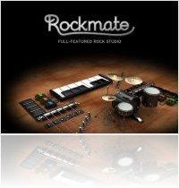 Logiciel Musique : Finger Lab Met à Jour Rockmate en V1.1 - macmusic