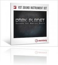 Instrument Virtuel : Steinberg Dark Planet - macmusic