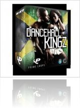 Instrument Virtuel : Prime Loops Présente Dancehall Kingz - macmusic