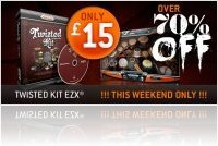Virtual Instrument : Toontrack EZX Twisted Kit only �15 this weekend! - macmusic