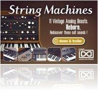 Virtual Instrument : UVI Launches String Machines - macmusic