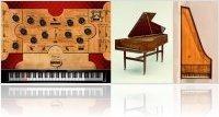 Instrument Virtuel : Sound Magic Lance Hybrid Harpsichord - macmusic