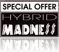 Event : Arturia Announces Hybrid Madness - macmusic