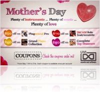 Event : UVI Mother's Day special - macmusic