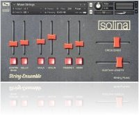 Virtual Instrument : Binary Music Solina String Ensemble Sampled - macmusic