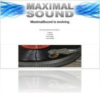 Industrie : MaximalSound Evolue - macmusic