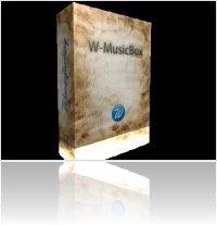 Instrument Virtuel : Waves Factory Présente A Music Box - macmusic