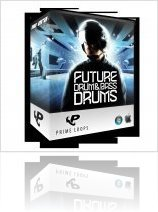 Instrument Virtuel : Prime Loops Future Drum & Bass Drums - macmusic