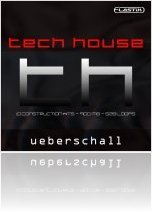 Virtual Instrument : Ueberschall Launches Tech House Vol. 1 - macmusic