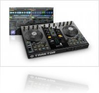 Informatique & Interfaces : Native Instruments TRAKTOR KONTROL S2 Offre Spéciale - macmusic