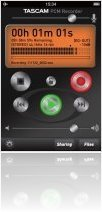 Music Software : Tascam has launched a PCM Recorder iApp - macmusic