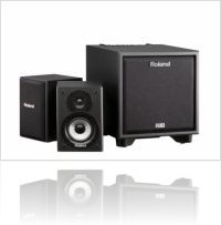 Matériel Audio : Roland CM-110: CUBE Monitor - macmusic