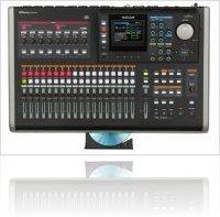 Matériel Audio : Tascam Lance le DP-24 - macmusic